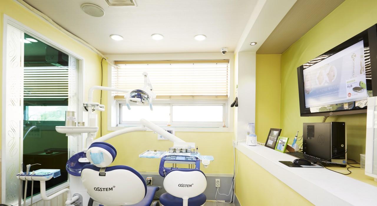 턱관절 물리치료실